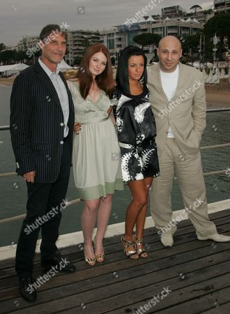 Editorial image of 'You and I' photocall at the 61st Cannes Film Festival, Cannes, France - 16 May 2008