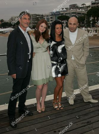 Editorial photo of 'You and I' photocall at the 61st Cannes Film Festival, Cannes, France - 16 May 2008