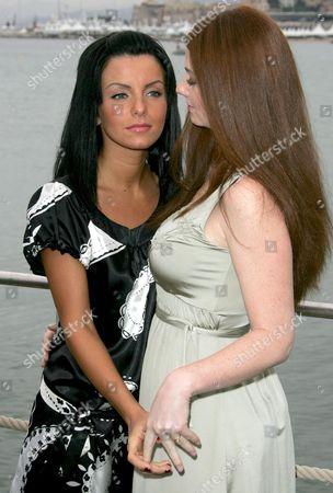 Julia Volkova and Elena Katina of Tatu