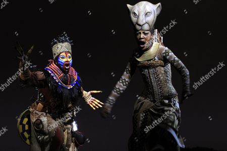 Editorial picture of Singapore Lion King - Mar 2011