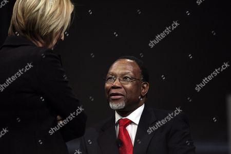 Editorial image of South Africa World Economic Forum Africa - Jun 2009