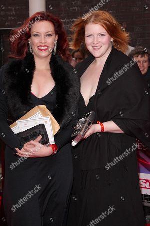 Sharon Marshall and Mikyla Dodd
