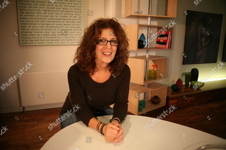 'Britains Rich List'  TV - 2007 -  Anita Roddick.