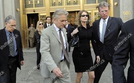 Editorial picture of Usa Cameron Douglas Sentencing - Apr 2010