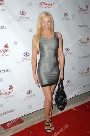 Stock Photo of Nikki Ziering