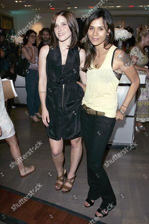 Stock Photo of Sophia Bush and Kidada Jones