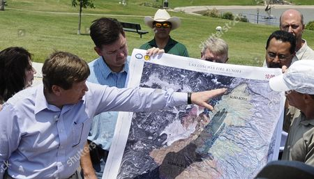 Editorial image of Usa New Mexico Fires - Jun 2011