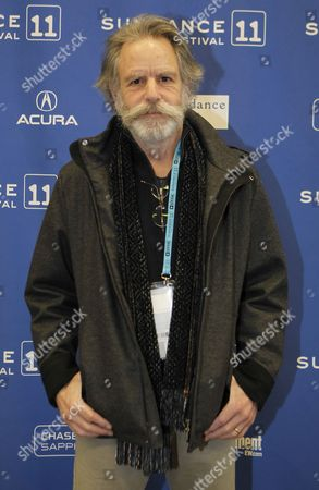 Bob Weir of the Grateful Dead Poses For a Picture Before the Premier of 'The Music Never Stopped' During the 2011 Sundance Film Festival in Park City Utah Usa 22 January 2011 the Movie by Director Jim Kohlberg is One of the Premier Movies at the Festival Running From 20 to 30 January United States Park City