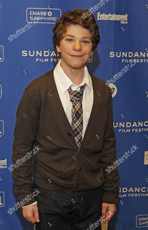Us Actor Jake Cherry Poses For a Picture Before the Premiere of 'The Sun of No One' During the 2011 Sundance Film Festival in Park City Utah Usa 28 January 2011 the Movie was Directed by Us Director Dito Montiel United States Park City
