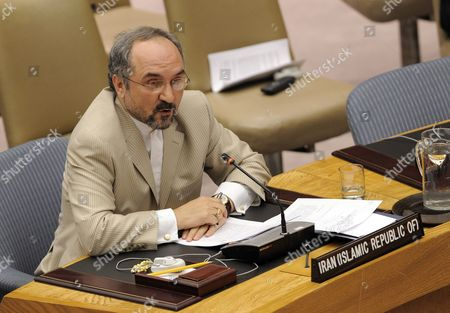 Editorial photo of Usa United Nations - Jun 2010
