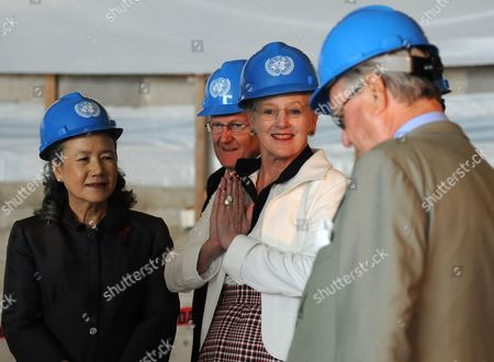 Editorial image of Usa United Nations Denmark Royalty - Jun 2011