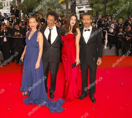 Editorial image of 'Le Silence de Lorna' film premiere at the 61st Cannes Film Festival, Cannes, France - 19 May 2008