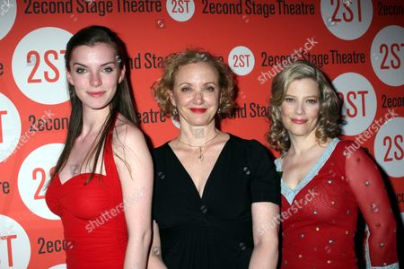 Betty Gilpin, J Smith-Cameron and Kellie Overbey