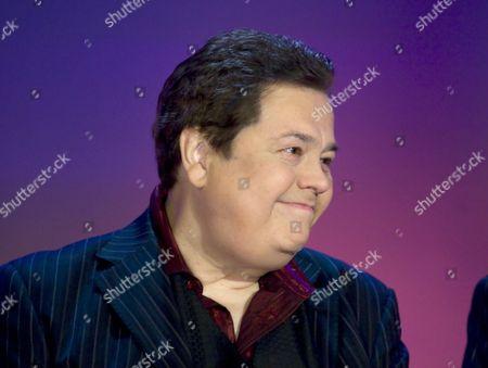 Stock Photo of Alan Osmond