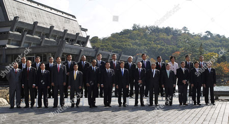 Editorial picture of Japan Apec Summit - Nov 2010