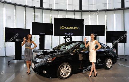 Editorial picture of Japan Lexus Hybrid - Jul 2009
