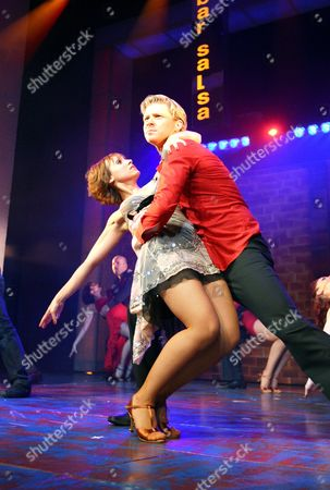 Editorial image of 'Never Forget' musical, based on the music of Take That, Savoy Theatre, London, Britain - May 2008