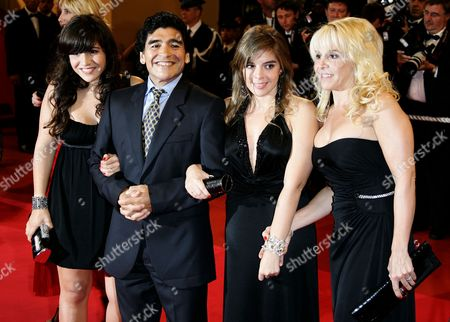 Editorial picture of 'Maradona' film premiere at the 61st Cannes Film Festival, Cannes, France - 20 May 2008
