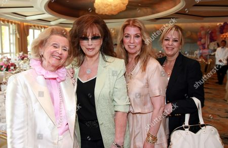 Editorial image of Carousel of Hope Ball kickoff luncheon, Beverly Hills, California, America - 20 May 2008