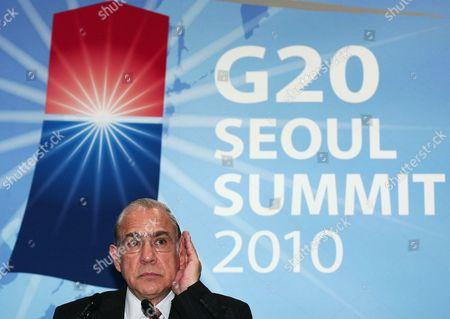 Editorial image of South Korea G20 Summit - Nov 2010