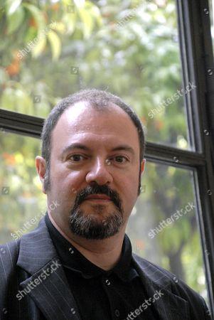 Stock Picture of Carlo Lucarelli