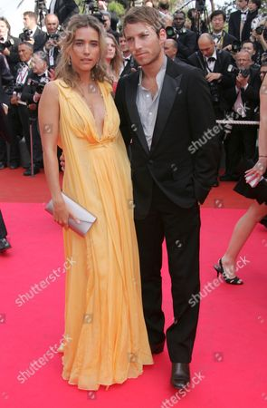 Vahina Giocante and Ora Ito