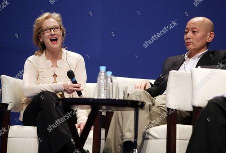 Editorial photo of China Usa Culture - Nov 2011
