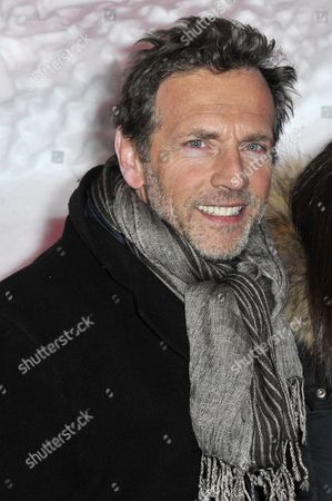 French Actor Stephane Freiss Poses at the Ice Bar Party During the 15th Annual International Comedy Film Festival in L'alpe D'huez France 18 January 2012 the Festival Runs From 17 to 22 January Epa/stephane Reix France Alpe D'huez