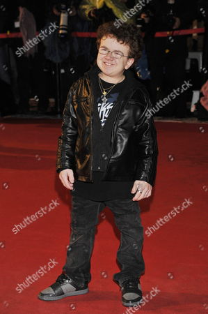 Internet Personality Keenan Cahill Arrives For the 13th Annual Nrj Music Awards at the Palais Des Festivals in Cannes France 28 January 2012 the Award Ceremony is Part of the Midem Music Festival That Runs From 28 to 31 January France Cannes