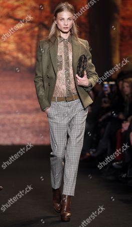 Editorial image of France Paris Fashion Week - Mar 2012
