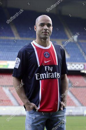 Editorial image of France Soccer Psg Alex - Jan 2012