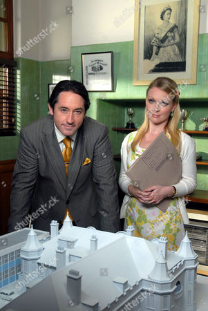 'The Royal'   TV   Series 6 Robert Cavanah and Michelle Hardwick