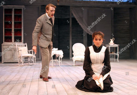 Editorial photo of 'The Cherry Orchard' play at the Chichester Festival Theatre, West Sussex, Britain - 21 May 2008