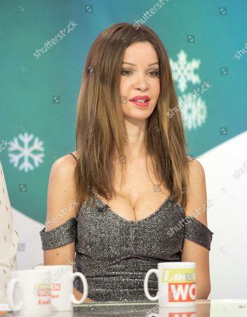 Stock Photo of Alicia Douvall