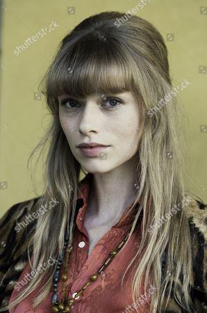 SERIES IV FILM 2 Pictured : Kajsa Mohammar as Anna-Britt Clark.