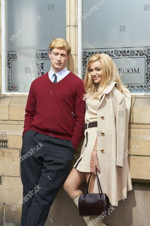 EPISODE 1 Pictured : Lorne MacFadyen as Bobby and Michelle Keegan as Tina.