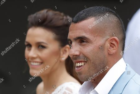 Editorial picture of Tevez gets married in Argentina and will continue the wedding in Uruguay - 22 Dec 2016