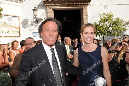 Jose Iglesias with wife Miranda Rijnsburger
