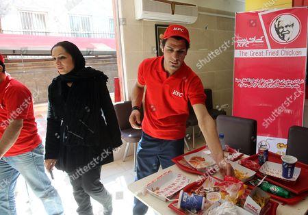 Editorial picture of Iran Us Economy Kfc - Feb 2012