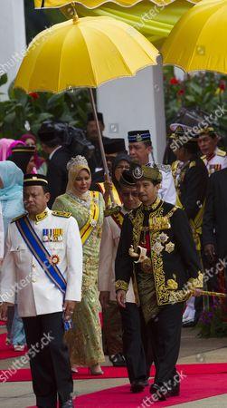 Editorial photo of Malaysia King Farewell - Dec 2011