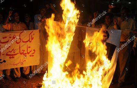 Editorial image of Pakistan Britain Cricketers Jailed - Nov 2011