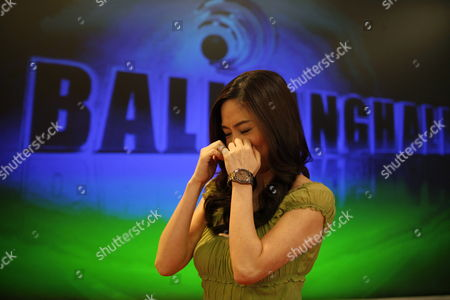 South Korean Actress Grace Lee Gestures During a Break of a Show in Quezon City South of Manila Philippines 02 February 2012 the Philippines' Bachelor President Benigno Aquino Admitted He was Dating the South Korean Television Actress After Days of Rumours in the Local Media Speculation About the Love Life of President Benigno Aquino Iii who Turns 52 on 08 February Has Been a Favourite Topic in the Media and Among the Public Since He was Elected in 2010 Philippines Manila