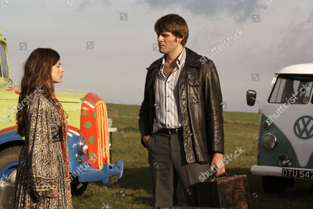 'The Royal'   TV   Series 6 Pictured: Jessica Bradley (Myfanwy Waring) and Dr Mike Banner (Sam Callis)