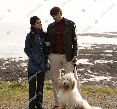 'The Royal'   TV   Series 6 Pictured: Stella Davenport (Natalie Anderson) and Dr Mike Banner (Sam Callis)