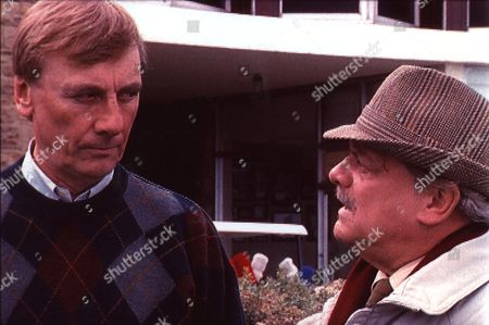 'A Touch of Frost'   TV Tom Georgeson and David Jason