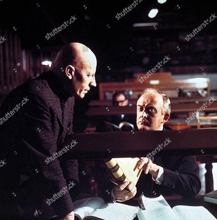 'The Ipcress File'   Film Frank Gatliff (right)