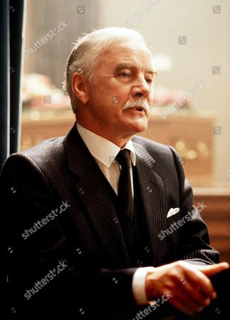 Stock Photo of 'Defence Of The Realm'   Film Fulton Mackay