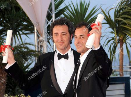 Paolo Sorentino and Matteo Garrone