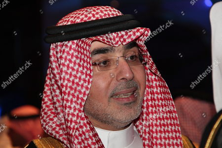 Stock Photo of Amr Al-dabbagh the Governor and Chairman of the Board of the Saudi Arabian General Investment Authority (sagia) with the Rank of Minister Attending the 12th Jeddah Economic Forum at the Jeddah Hilton in Jeddah Saudi Arabia 03 March 2012 Reports State That More Than 3000 Leading Economists and Businessmen From Saudi Arabia the Gcc and Foreign Countries Attended the 12th Jeddah Economic Forum at the Jeddah Hilton Saudi Arabia Jeddah