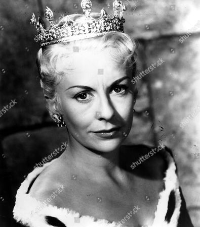 'The Adventures of Sir Lancelot'  TV - 1956 - Jane Hylton as Queen Guinevere.